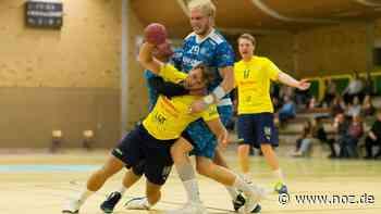 Samstag Heimspiel gegen VfL Fredenbeck: Handballer des TV Bissendorf-Holte starten Drittliga-Aufstiegsrunde - NOZ