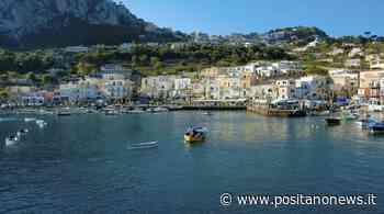 Capri, barriere galleggianti per la sicurezza dei bagnanti - Positanonews - Positanonews