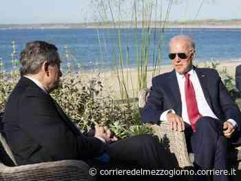 Biden al G7: io, innamorato di Capri. Il sindaco: cittadinanza onoraria a lui e Draghi - Corriere del Mezzogiorno