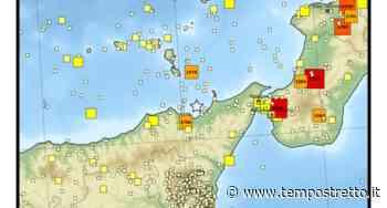 Sequenza sismica in corso sul Golfo di Patti - Tempo Stretto