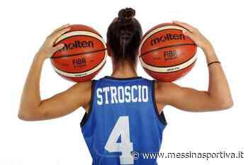 """Stroscio, da Patti all'azzurro: """"In Umbria maturerò. L'Alma punta al vertice"""" - Messina Sportiva"""