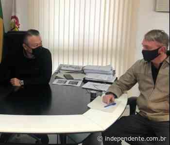 Secretário Locatelli visita Secretaria de Segurança da capital para conhecer projeto POA Segura - independente