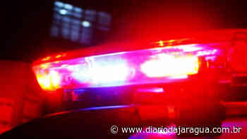 Morador é vítima de roubo em Guaramirim - Diário da Jaraguá