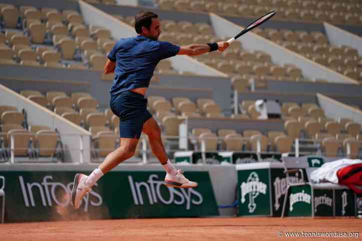 Roger Federer: 'Very little crowd is a bit of a disappointment for all of us but...'