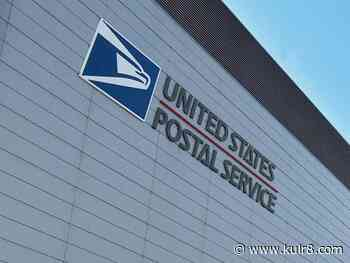 USPS suspends retail, P.O. Box operations at Bearcreek Post Office due to fire - KULR-TV