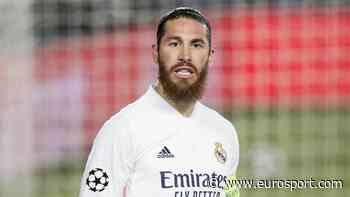 Football news: Sergio Ramos to leave Real Madrid this summer - Eurosport COM