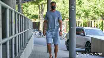 Werder Bremen: Vor Trainings-Auftakt: Werder-Profis beim Corona-Test - BILD