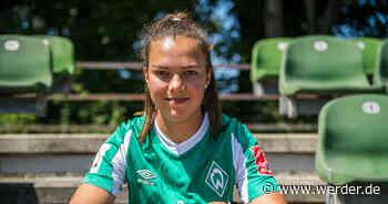 Werder verpflichtet Maja Sternad - Werder Bremen - Werder Bremen
