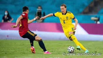 Werder Bremen: Spanien-EM-Spiel läuft an Ludwig Augustinsson vorbei! - deichstube.de
