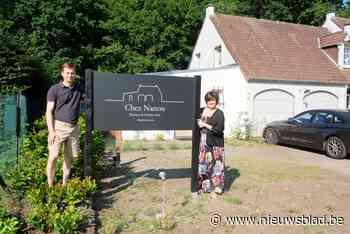 Chez Nanou opent met vier sterren van Toerisme Vlaanderen - Het Nieuwsblad