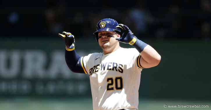 Offense comes up short again as Brewers lose series finale, 2-1, and get swept by Cincinnati