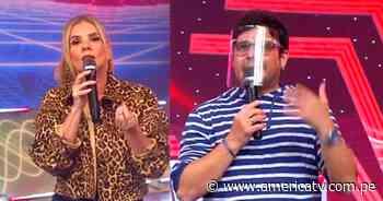 EEG: ¿Gian Piero Díaz se molestó con Johanna San Miguel por reclamo contra los Combatientes? - América Televisión