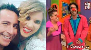 Johanna San Miguel recuerda su época en Pataclaun con divertido video al lado de Carlos Carlin - ElPopular.pe