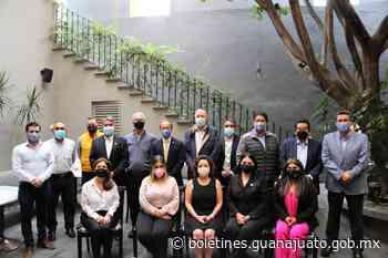 Presenta SDES panorama económico a empresarios de San Miguel de Allende - Noticias Gobierno del Estado de Guanajuato