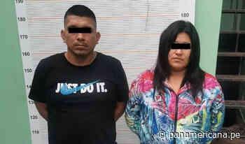 San Miguel: desbaratan banda dedicada a la microcomercialización de droga - Panamericana Televisión