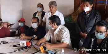 Cívicos e indígenas de San Miguel, San Rafael y San Ignacio se unen para denunciar nuevo desmonte en el área protegida Bajo Paraguá - EL DEBER