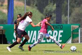 Dragonas IDV perdió el invicto ante San Miguel de Ibarra en la séptima fecha de la Superliga Femenina - El Telégrafo