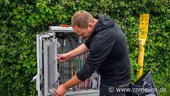 Kierspe: Techniker sind vermutlich bis Ende des Jahres mit Arbeiten in Netzverteilern beschäftigt - come-on.de