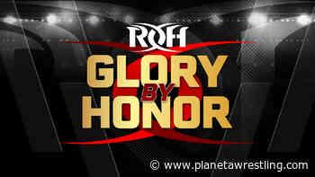 Ring Of Honor vuelve a Filadelfia para dos IMPRESIONANTES noches de acción.   Uncategorized - PLANETA WRESTLING