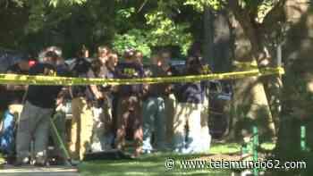 FBI dispara contra sospechoso de rapto en Filadelfia en una redada en NJ - Telemundo 62