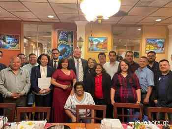 Desde Filadelfia, migrantes piden mejoras en sistema de emisión de pasaportes - La Hora