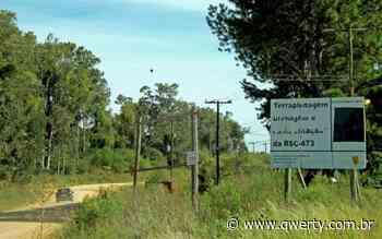 Previsão é que dez quilômetros da Bagé-Lavras sejam pavimentados ainda em 2021 - Qwerty Portal