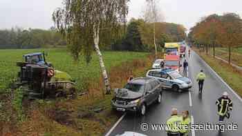 B51: Bürgerinitiative analysiert Unfallzahlen - kreiszeitung.de