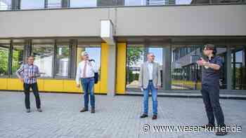 Die Sanierung der Oberschule Bassum ist beendet - WESER-KURIER - WESER-KURIER