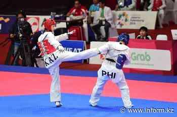 2 Kazakhstanis clinch silver at Asian Taekwondo Championships - Kazinform