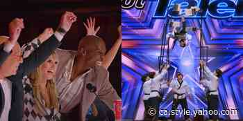 """Simon Cowell Calls World Taekwondo One of the Most """"Extraordinary Things"""" He's Seen on 'AGT' - Yahoo"""