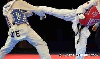 Shahzaib concedes defeat in Asian Taekwondo C'ship quarterfinal - UrduPoint News