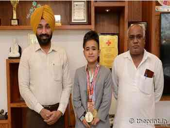 Chandigarh University's Aruna Tanwar becomes India's first ever Taekwondo athlete to qualify for Paralympics - ThePrint