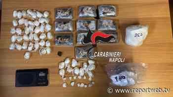 Napoli e Ischia: Operazione antidroga dei Carabinieri, - Reportweb