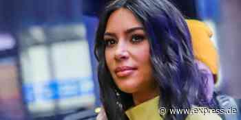 Kim Kardashian plaudert pikante Details über altes Sextape aus - EXPRESS