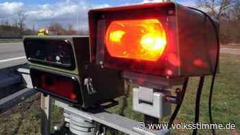 Raser mit 201 km/h auf der B71 bei Gardelegen geblitzt - So teuer wird es für den Verkehrssünder - Volksstimme