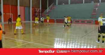 Hubo fútbol en El Calafate - Tiempo Sur