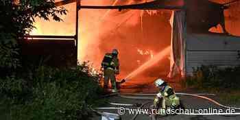 Frechen: Futtervorrat verbrannt – Familie nach Feuer auf Pferdehof verzweifelt - Kölnische Rundschau
