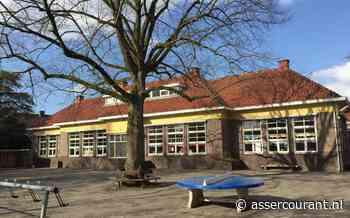 Ouders van leerlingen basisscholen De Veenvlinder en Mariaschool in Eelde balen van 'tijdelijke' verhuizing van klassen naar voormalige Centrumschool - Assercourant.nl