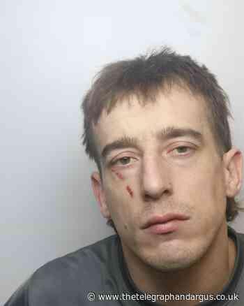 Bradford street drug dealer jailed for over two years