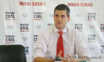 Márcio Bijalon assume como novo delegado regional - Alfenas Hoje