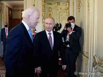 USA sehen Bewegung im Verhältnis zu Russland - Homepage - Zeitungsverlag Waiblingen