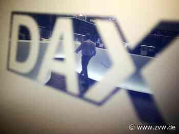 Sitzung der US-Notenbank hält Dax in Schach - Homepage - Zeitungsverlag Waiblingen
