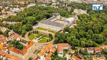 Die Friedenstein-Vision: Gothas Oberbürgermeister will Bibliotheksneubau - Thüringische Landeszeitung