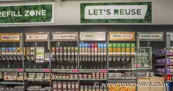 Glasgow Asda store to become first in Scotland to trial new refill section - Glasgow Live