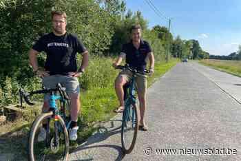 Kortenaken en Glabbeek werken aan bovenlokaal fietsroutenetw... (Glabbeek) - Het Nieuwsblad
