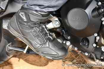 Nueva gama de botas para moto Vquattro - SoyMotero.net