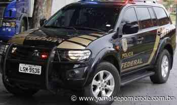 Operação da PF combate tráfico de drogas sintéticas em SC - Jornal de Pomerode