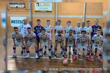 APF participa de amistosos em preparação para estadual de futsal Sub-17 - Jornal de Pomerode