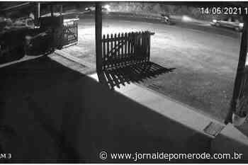 Moto envolvida em acidente na rodovia Werner Duwe era de Pomerode - Jornal de Pomerode