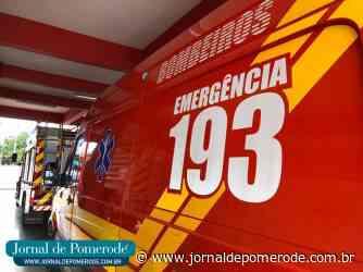 Criança de dois anos é atingida por cômoda, em Timbó - Jornal de Pomerode